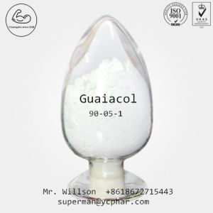 Guaiacol/ Guaiacol Oil Steroids Solvent for Injection Guaiacol pictures & photos