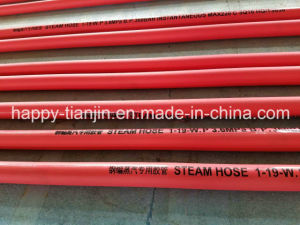Heat Resistant EPDM Wire Braid Rubber Steam Hose pictures & photos