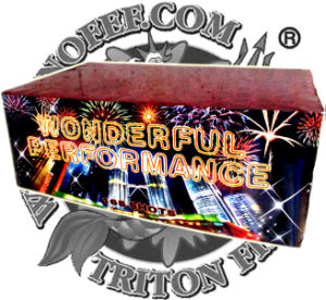 Wonderful Performance 168 Shots Fireworks Cake pictures & photos