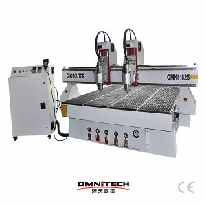 1825 CNC Router with Atc and Rotary Axis pictures & photos