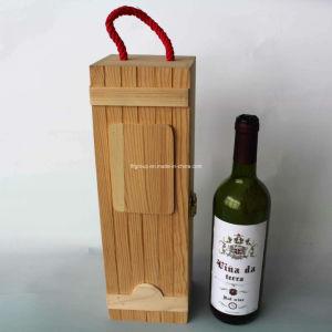 Classical Design Exquisite Wood Wine Box pictures & photos