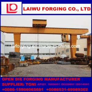 Open Die Forging Steel Ingot Rough Casting Raw Material Carbon and Alloy Steel pictures & photos