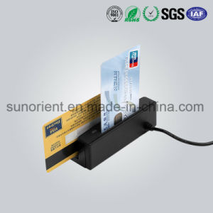 USB Magnetic Strip Card Reader/Writer pictures & photos