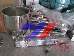 One Head Ointment Filling Machine pictures & photos