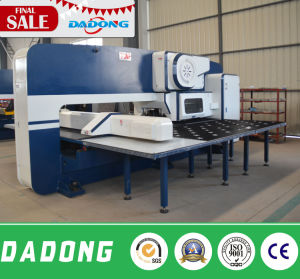 CNC Sheet Metal Turret Punching Machine Used CNC Punch Machines Pres pictures & photos
