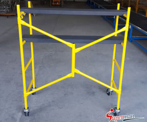 Steel Mini Foldable Scaffold (SM-SS10) pictures & photos