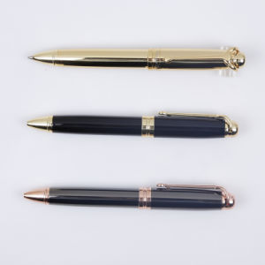 Metal Pen Good Quality Business Gift Pen Twist Ballpoint Pen