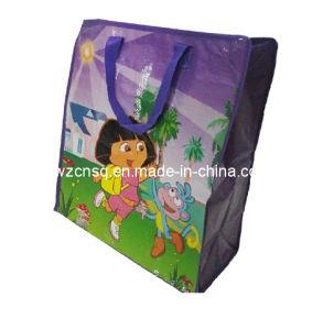 PP Laminated Handle Bags (SQ-00018)