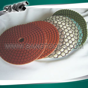Resin Wet Polishing Pad, Dry Polishing Pad pictures & photos
