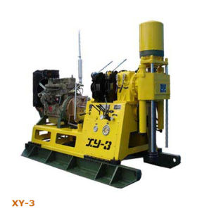 2014 New Rh Light-Weight Bigger Spindle Inner Hole Diameter Engineering Geotechnical Small Drilling Rig pictures & photos