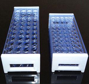 Plastic Detachable Test Tube Rack for Lab Tube