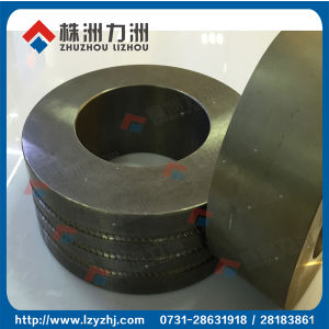Excellent Manufacturer Grooved Carbide Roller From Zhuzhou pictures & photos