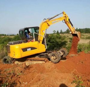 Good Price First Class Excavator for Sale in Shandong China pictures & photos