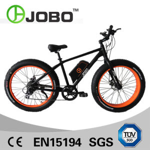 26′*4.00 Electric Fat Tyre Bike with 500W Motor pictures & photos