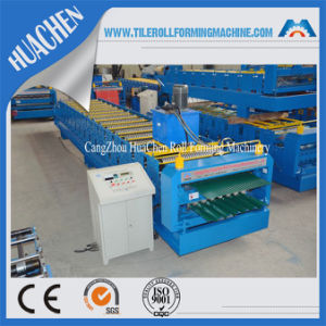 Metal Roof Corrugated Sheet Forming Machine