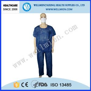 Disposable Non Woven Scrub Suits pictures & photos