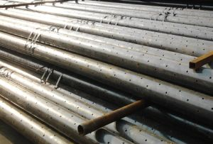 Perforated Welded Steel Casing for Water Well