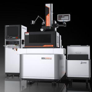 CNC Wire Cut EDM New Designed Machine! Max Speed 250mm2/Min (DK7732C-CH) pictures & photos