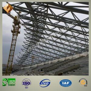 Popular Prefab Steel Structure Pipe Truss Stadium