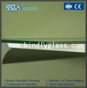 3.2-22mm Light Green Tempered Glass with CE pictures & photos