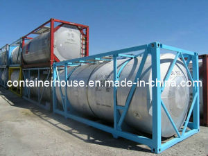 Second Hand 40 Ft Tank Container pictures & photos