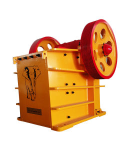 High Capacity Hydraulic Jaw Crusher at Low Price Pev-1200X800 pictures & photos