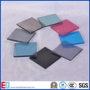 Clear/ Milky/ Blue/Grey/ Red/Yellow/ Color Laminated Glass pictures & photos