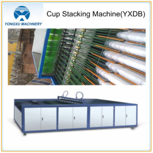 Plastic Cup Stacking Machine for Thermoforming Machine (YXDB1600) pictures & photos