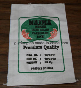 Agriculture PP Woven Bag for Packaging Fertilizer pictures & photos