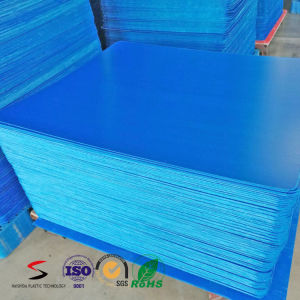 "Corrugated Pads Plastic Corrugated Pads 48 X 96"" Plastic Corrugated Pads pictures & photos"
