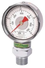 Mud Pump Pressure Indicator (YK-150) pictures & photos