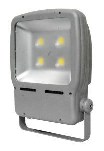 200W Four LEDs LED Flood Light with CE RoHS Bridgelux Chip, Meanwell Driver, 5 Years Warranty