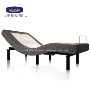 Motion Adjustable Bed Sleeping System pictures & photos