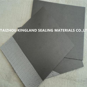 Natural Composite Reinforced Graphite Sheets