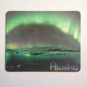 Rubber Material Made Into Skidproof Promotional Mouse Pad pictures & photos
