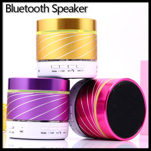 Mini Portable Rechargeable Bluetooth Wireless Speaker Sound Box pictures & photos