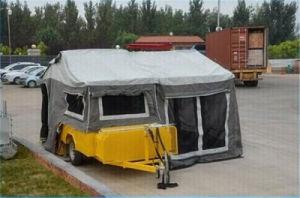 7ft*4ft Outdoor Australia Tent Galvanized Camper Trailer pictures & photos