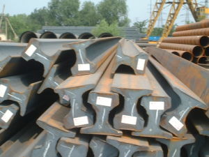 Offer Steel Rail Light/Heavy/Crane Rail From Jessica Pi pictures & photos