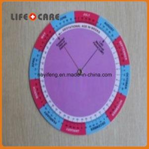 Plastic Wheel Pregnancy Calculator pictures & photos