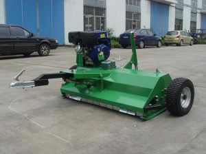 ATV Flail Mower with Self Chinese Gasoline Engine (115cm working width, model ATV120) pictures & photos