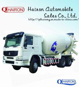 HOWO 6x4 Concrete Mixer Truck 8-10m3