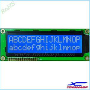 16*2 Character LCD Module (TC1602D-02T)