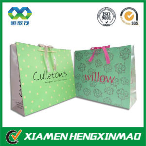 China Supplier Big Paper Bag with Handles