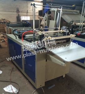 Fully Automatic Computer Control Plastic Bag Making Machine pictures & photos