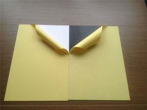 0.3mm 0.5mm1mm 1.5mm2mm Custom Size PVC Sheet for Photo Book pictures & photos