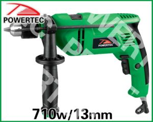 710W 13mm Electric Impact Drill (PT82182) pictures & photos