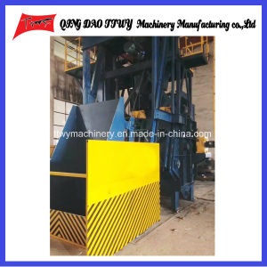 Shot Blasting Machine of Steel Belt pictures & photos