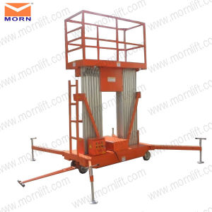 10m Hydraulic Aluminum Lift with CE pictures & photos