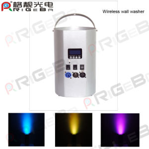 4PCS 8W RGBW 4in1 Wireless system LED Wall Washer pictures & photos