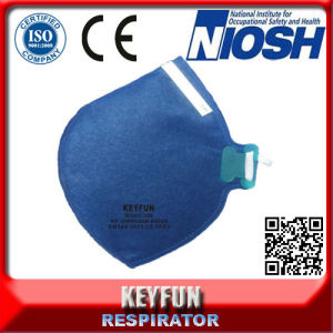 Ce En149 Fffp2 Ffp3 Niosh N95 Particulate Fold Respirator Face Dust Mask pictures & photos